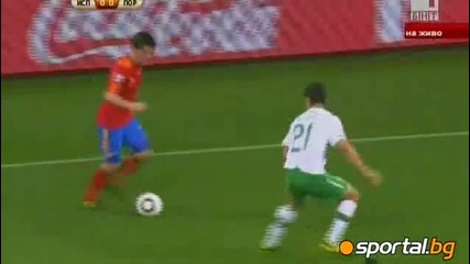 World Cup 2010 - Испания - Португалия 1:0