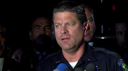 USA: Cali. Governor Brown speaks out on San Bernardino shootings
