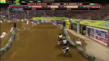 2012 Ama Supercross Lites Main Rd 9 St. Louis