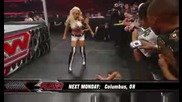 Mickie James vs Maryse