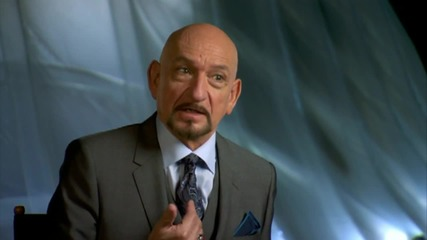 Sir Ben Kingsley Thinks Immortality Is Dumb