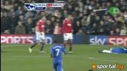 Челси със страхотен обрат срещу Ман.юнайтед 2:1