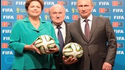 Putin: Fifa Decision to Grant World Cup 2018 to Russia Should not Be Questioned