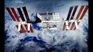 Голям, по - голям, най - голям: Космическа станция