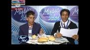 Music Idol 3 - Втори елиминации - Марин и Мустафа отново спорят кой да напусне шоуто
