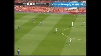 Псж 3-0 Бока Хуниорс (всички голове)