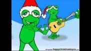 Весела Коледа - жаби Музиканти