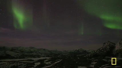 Невероятното Северно сияние