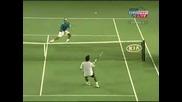 Federer Vs Suzuki - 2nd Round Au 2005