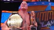 Брок Леснар срещу Джон Сина за титлата на федерацията - Лятно Тръшване 2014