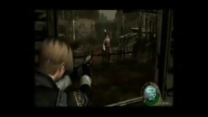 Resident Evil 4 - Gameplay Pro Mode pt.2