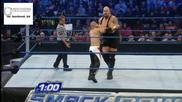 Smackdown Big Show vs Kaval