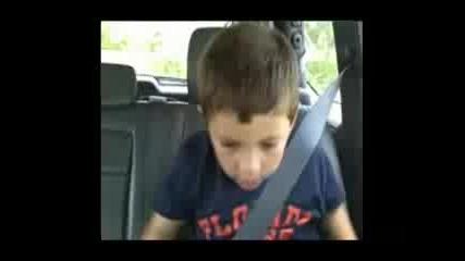 Remix!дрогирано Дете Връщащо Се От Зъболекар Песен :d
