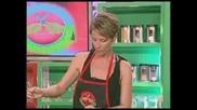 Джина Стоева гост в предаването Бързо, лесно, вкусно по Бнт (22.10.2009)