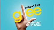 Centerfold/hot in Herre - Glee
