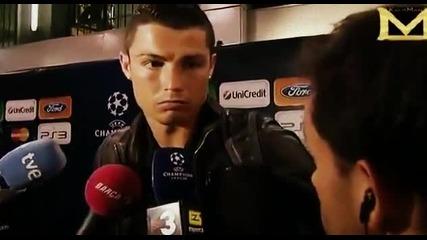Смях!!! Кристиано Роналдо се оплаква от плъхове .