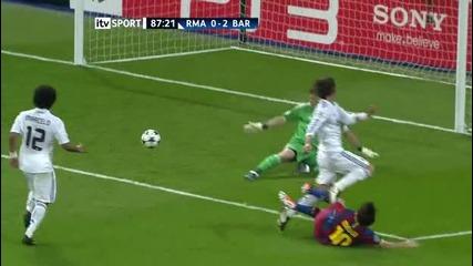 Реал Мадрид-барселона 0:2 Лео Меси