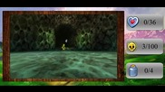 The Legend of Zelda - Ocarina of Time 3d Walkthrough Part 2