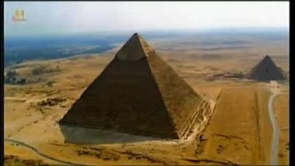 Тайните на пирамидите - Извънземни от древността