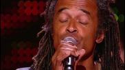 Yannick Noah - Redemption Song ( Le Grand Journal 2012-05-29 )