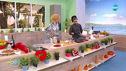 """Рецептата днес: Торта """"Червено кадифе"""" - """"На кафе"""" (11.02.2020)"""
