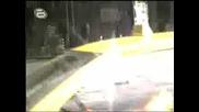 Полицай Не Глобява Lamborghini Спряло На Пешеходна Пътека !! + Линк за Роки е Жив !!!
