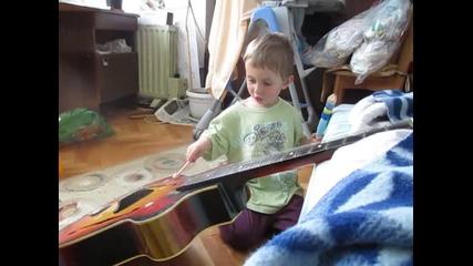 Как да свирим на китара, ако имаме китара