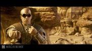 """2013 """"ридик"""" се завърна: първи трейлър... ! Riddick - Debut Trailer"""