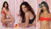 Кендал Дженър и лицемерието: Моделът възмути с обработени снимки и лош Photoshop