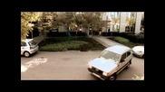 Смях Мацката му показа как се паркира кола