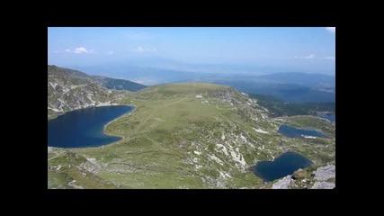 Едно от най - красивите места в Бг - Седемте рилски езера