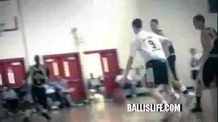 15 Year Old Nick Johnson Displaying His Athleticism Gboa