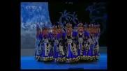 Splending Attire Dance Chinese Mongolian