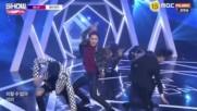 343.0301-1 Pentagon - Can You Feel It, [mbc Music] Show Champion E218 (010317)