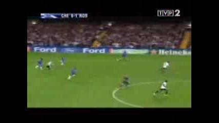 Chelsea 1:1 Rosenborg Cham. League Round 1