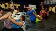 Тренировка с Трите Хикса- мобилност, Tripple H workout- mobility