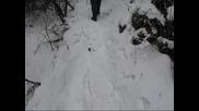 3 март - изкачване на връх Шипка - от град Шипка :)