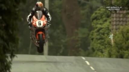 Isle of Man TT и Seat Leon - Auto Fest: Best of season 5