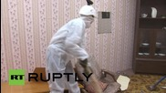 Russia: Muscovites smash stress with sledgehammers in new therapy craze