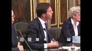 Новият холандски кабинет проведе първо заседание