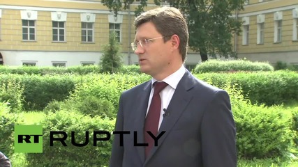 Russia: Novak talks 'Turkish Stream' gas pipeline after Greek counterpart meeting