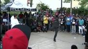 Ida Dance Contest at Wod Pomona 2010