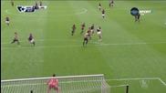Уест Хем - Арсенал 2:2 /първо полувреме/