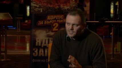 Китодар Тодоров за участието си в Кбр 2