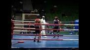 Boxing - (Sin Ugul) Evgeni Geshev  ( 3 Rund)