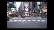 Ферари дрифтва по улиците на NY