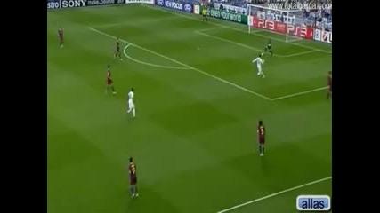 Барселона си поигра с Кристиано Роналдо