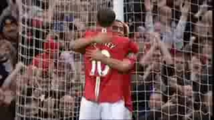 Manchester United The Best Moments 07/08