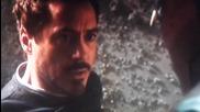 Железният Човек 3 / Екшън в имението на Тони Старк