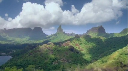 Красотата на природата- Южни Тихоокеански острови Hd